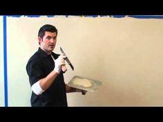 EasyTadelakt presentation. Moroccan Tadelakt are smooth and shining surfaces Таделакт - YouTube