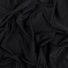 Black Max-Dri Wicking Anti-Microbial Performance Spandex  Mood.com