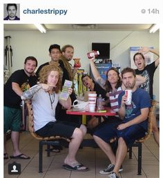 Charles Trippy and We The Kings