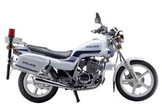 jialing jh250e 3j police 2008 #bikes #motorbikes #motorcycles #motos #motocicletas