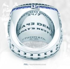 Seattle Seahawks Super Bowl Rings Are Beautiful