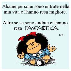 Mafalda - alcune persone sono entrate nella mia vita ...