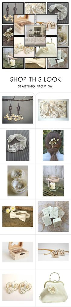 """Cream"" by andreadawn1 ❤ liked on Polyvore featuring WALL"