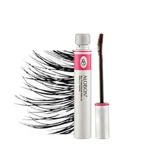 False Eyelashes Extension Colossal Volume Mascara Black Ink Alobon 3d Fiber Lashes Makeup