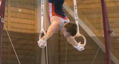 Гимнаст Симонов победил на Спартакиаде молодежи России
