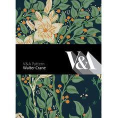 V&A Pattern: Walter Crane