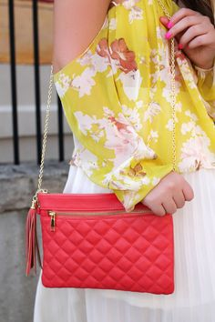 Count Me In Purse   UOIonline.com: Women's Clothing Boutique
