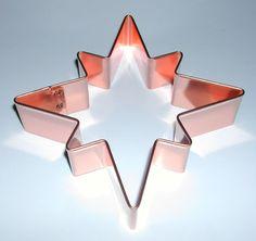 Moravian Star cookie cutter