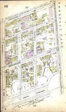 Historic Map: Plate 102, Atlas: Brooklyn 1912 Vol 2, New York - Historic Map Works, Residential Genealogy ™