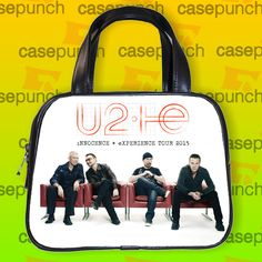 An6-u2 Innocence Experience Tour 2015 Handbag Purse Woman Bag Classic