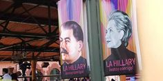"Stalin would appreciate Hillary's words: ""Defending American exceptionalism…"