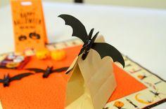 たった3分でできる!ウッドクリップのコウモリで簡単ハロウィンラッピング - DIY・レシピ | tetote-note(テトテノート)