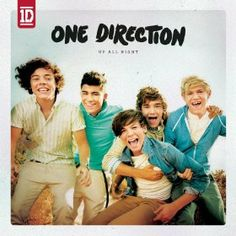 Up All Night - One Direction - CD