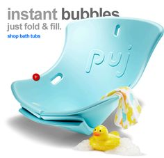 mat that folds into a baby bath.