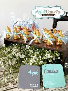 #AzulCanela #babyshower #Mateo #eventossociales #eventos #details #animals #desserttable #mesasdepostres #candybuffet #mesasdedulces #conejos #chocolate #vintage