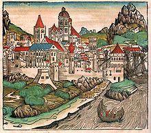 Johannes Gutenberg – Wikipedia, wolna encyklopedia       Moguncja dawne miasto w Niemczech