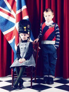 〈ファミリア〉が織りなすモダンな英国スタイル | MilK ミルクジャポン