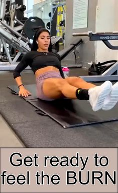 Intense flat stomach ab exercise add this core exercise to your abs workout circuit for tlsix pack abs absworkout core exercisefitness fitness exercise the 5 best ab workouts for women Gym Workout Videos, Gym Workout Tips, Insanity Workout, Abs Workout Routines, Fitness Workout For Women, At Home Workouts, Workout Circuit, Butt Workouts, Stairmaster Workout