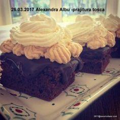 Prajitura Tosca reteta populara | Savori Urbane Desserts, Tailgate Desserts, Deserts, Postres, Dessert, Plated Desserts