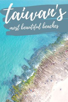 Looking for the best beaches in Taiwan? These 11 GORGEOUS Taiwan beaches are just the answer! taiwan beach | taipei beach | Taiwan Travel, Asia Travel, Travel Guides, Travel Tips, Beach Bucket, Most Beautiful Beaches, Amazing Destinations, Around The Worlds, Taipei