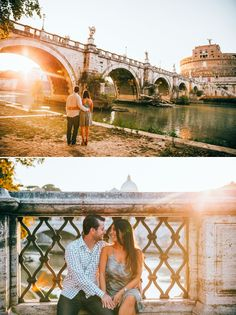 (Proposal Rome – Italy) Dan and Krystle from New York – wedding photographer Italy  Engagement session Rome