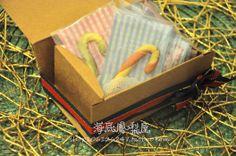 Christmas  cookies cane gift