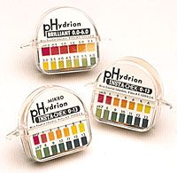 How to Measure Your pH with pH test strips