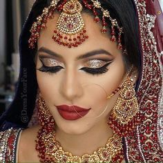 *** Amazing discounts on stunning jewelry at http://jewelrydealsnow.com/?a=jewelry_deals *** Bridal makeup and jewelry