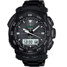 Let s eye a few of the finest things about the Casio Pro-Trek. Indonesian  Watch · Jam tangan Casio Original 4a91781670