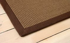 A Cunera Java carpet made of sisal. A great carpet idea for in your living room or bedroom.