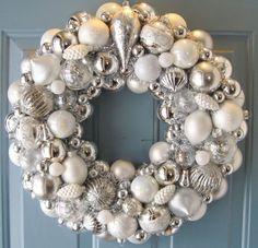 vintage christmas decorations | Christmas wreath vintage ornaments by ... | Vintage Christmas Ornamen ...