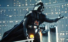 """And a heck of Dad you are...    """"I...  Am your father!!""""  (Ominous music follows suit...)"""