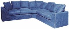 Image result for jeans sofa
