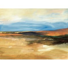 Artist: Marlene Lenker Title: Sedona Hills Product type: Gallery-wrapped Canvas Style: Casual Format: Horizontal Size: Large Subject: Landscapes Image dimensions: 40 x 30 inches Outer dimensions: 40 x