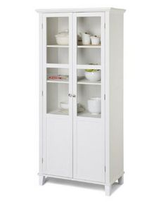 A kitchen pantry cabinet is a very versatile piece of furniture. It is essentially a type of cupboard that is an inexpensive and easy way to add more storage space to your kitchen. Even if you have no pantry or kitchen storage area, a larger sized pantry cabinet can make up for that, and provide you with more than enough space.