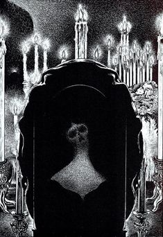 Edgar Allan Poe's Tales illustrated by Alberto Martini (1905-1909)