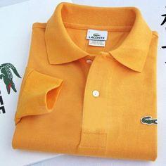 Lacoste Polo Long Sleeve Classic Shirt Orange  CheapLacoste   CheapLacosteLongSleeve  Polos  LacostePolos  LacostePoloShirts   StylishLacosteShirts   ... c6e6bfea7ff