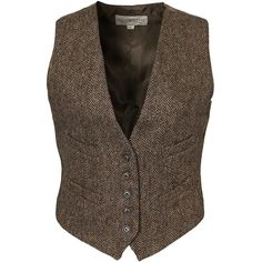 Denim & Supply Ralph Lauren Tweed Waistcoat and other apparel, accessories and trends. Browse and shop 8 related looks.