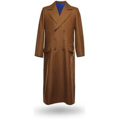 Doctor Who 10th Doctor's Coat.