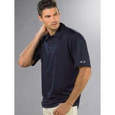 Polo en tricot Oakley. Personnalisez-le avec votre logo!