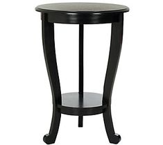 Mary Pedestal Table by Safavieh