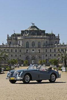 1955 Jaguar XK140SE Drophead Coupé  Chassis no. S817976 Engine no. G5565-8S