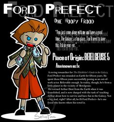 Ford Prefect by ~SelanPike on deviantART