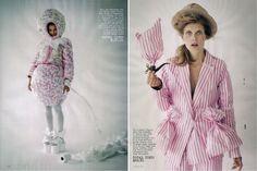 make do and mend images - Vogue