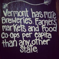 THIS is Vermont!! We love it!