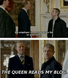 SheRLOCK THE QUEEN READS MY BOLG