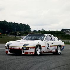 Motor'n | 924 GT RACE CAR DRIVEN IN 1980 LE MANS 24 HOURS BY TONY DRON AND ANDY ROUSE
