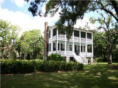 1795 Plantation house St Helena Island, SC