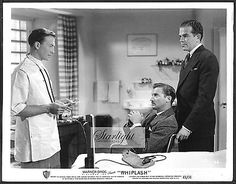 Film Noir Whiplash LOT 3 ORIGINAL 1940s Photos Alexis Smith Zachary Scott