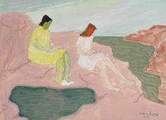 "Milton Avery ""Female"